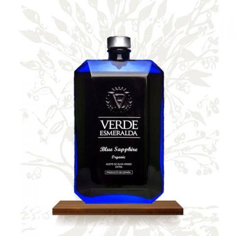 Verde Esmeralda Blue Sapphire Organic Picual